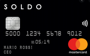 carta prepagata soldo