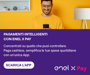 banca online enel x pay