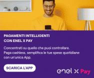 Conto online Enel X Pay: canone gratis per i primi 3 anni con il codice XFREE2021